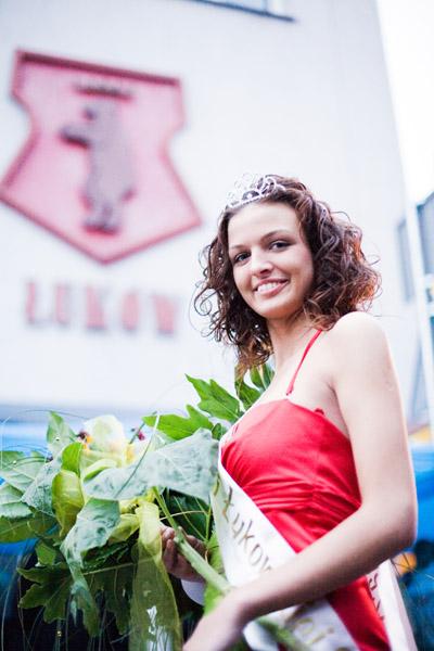 Miss Łukowa 2009, Anita Hunik